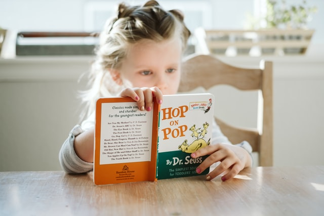 Kinesiology for Kids Reading Improvement